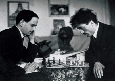 David Kakabadze, Shalva Kikodze