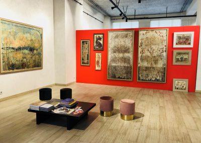 Exhibition * Sale * Research 'Art / Marathon – How Much?' 2019