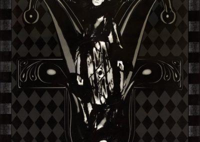 Matthew Barney 'Cremaster 5'. Original offset lithograph. 83.8×58.4cm. Edition 21/250 <br> Price: 2500$