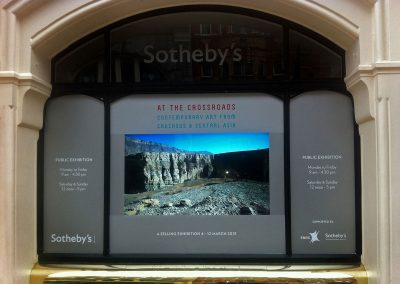 Baia Gallery at Sotheby's 2013-2014